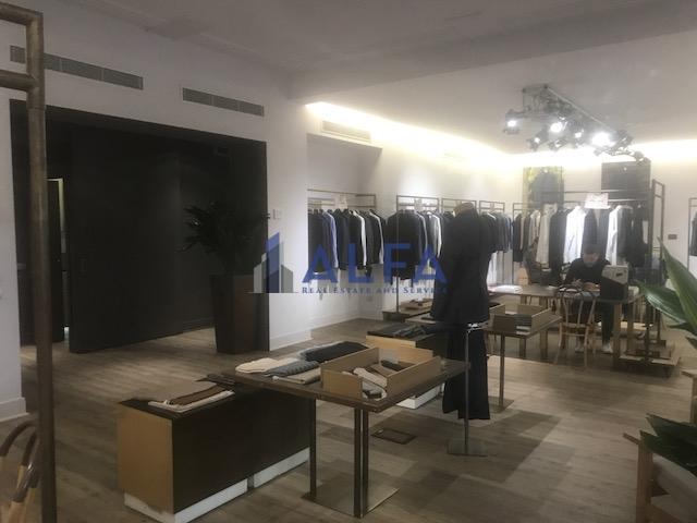 Splendido Show-room Montenapoleone